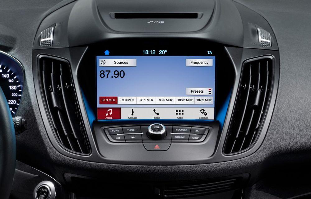 Ford Kuga facelift vine la pachet cu SYNC3, motoare noi și design inspirat de Ecosport - Poza 14