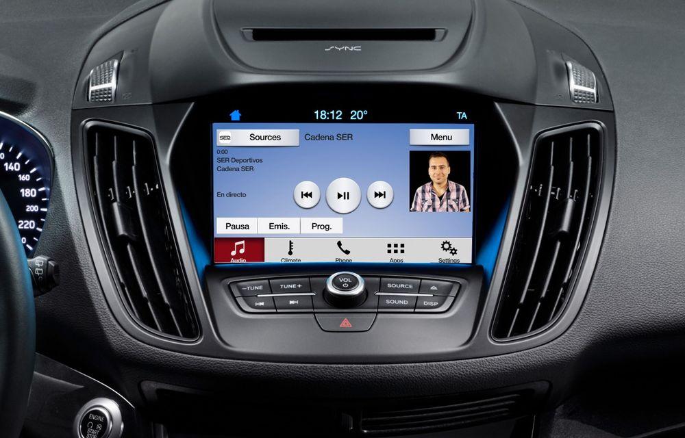 Ford Kuga facelift vine la pachet cu SYNC3, motoare noi și design inspirat de Ecosport - Poza 15