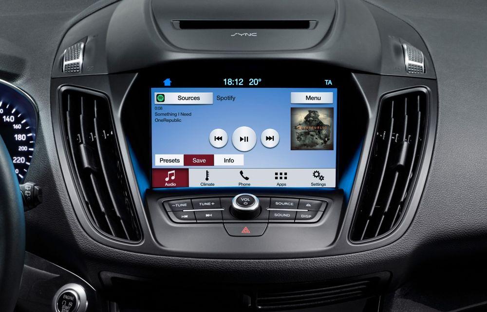 Ford Kuga facelift vine la pachet cu SYNC3, motoare noi și design inspirat de Ecosport - Poza 26