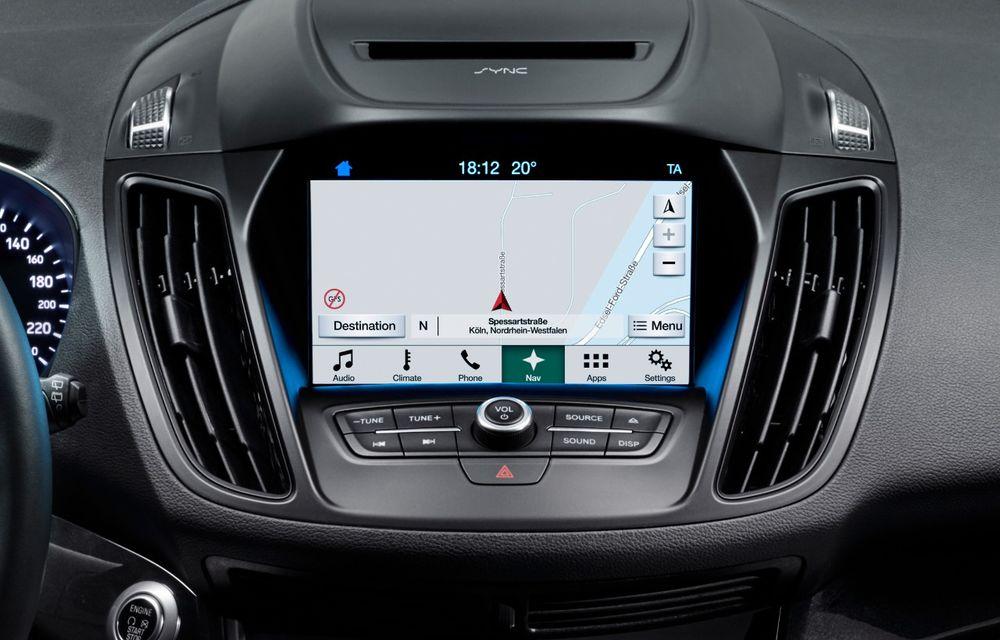 Ford Kuga facelift vine la pachet cu SYNC3, motoare noi și design inspirat de Ecosport - Poza 21