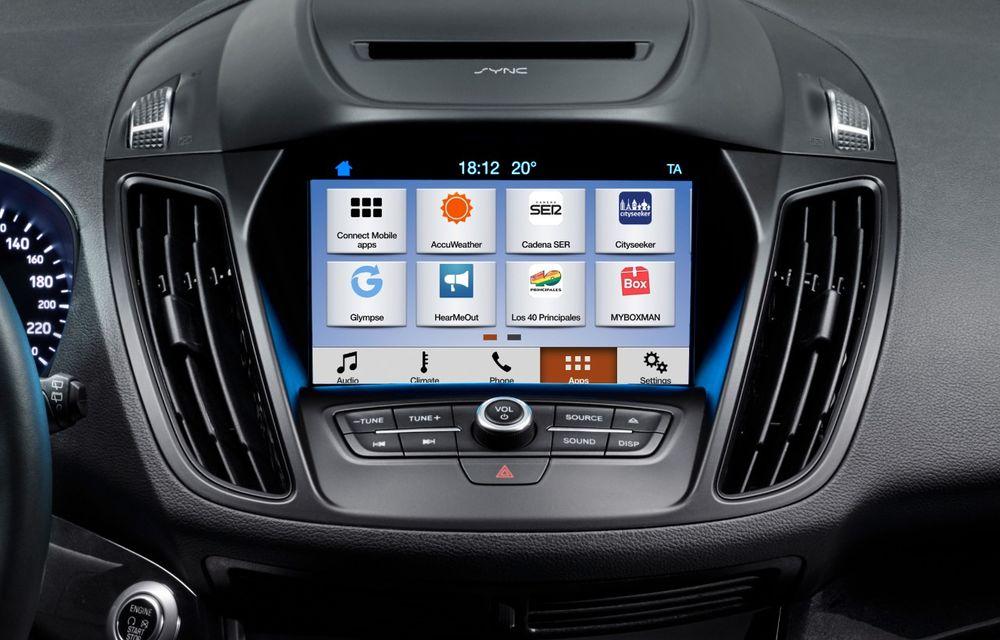 Ford Kuga facelift vine la pachet cu SYNC3, motoare noi și design inspirat de Ecosport - Poza 12