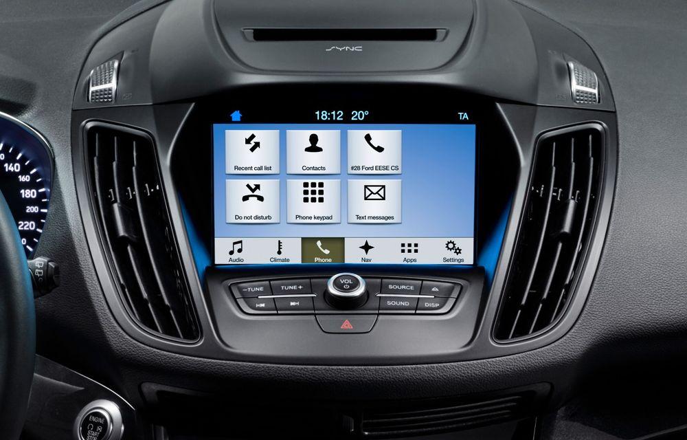 Ford Kuga facelift vine la pachet cu SYNC3, motoare noi și design inspirat de Ecosport - Poza 22