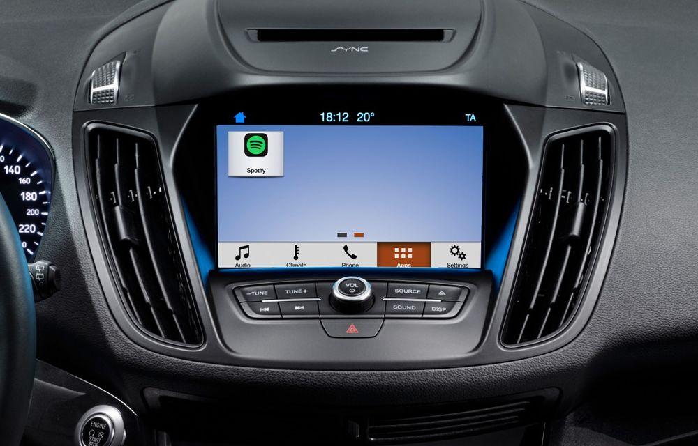 Ford Kuga facelift vine la pachet cu SYNC3, motoare noi și design inspirat de Ecosport - Poza 11
