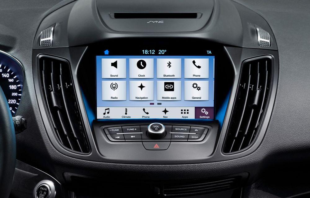 Ford Kuga facelift vine la pachet cu SYNC3, motoare noi și design inspirat de Ecosport - Poza 23
