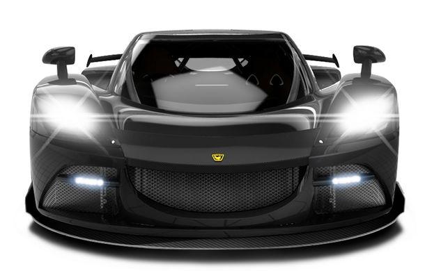 Exagerarea poate lua multe forme: Arash AF10 este un supercar cu 2000 de cai putere - Poza 12