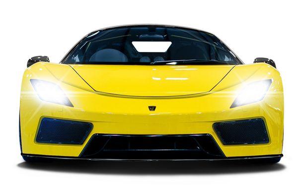 Exagerarea poate lua multe forme: Arash AF10 este un supercar cu 2000 de cai putere - Poza 7