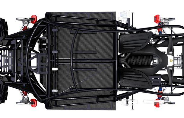 Exagerarea poate lua multe forme: Arash AF10 este un supercar cu 2000 de cai putere - Poza 18