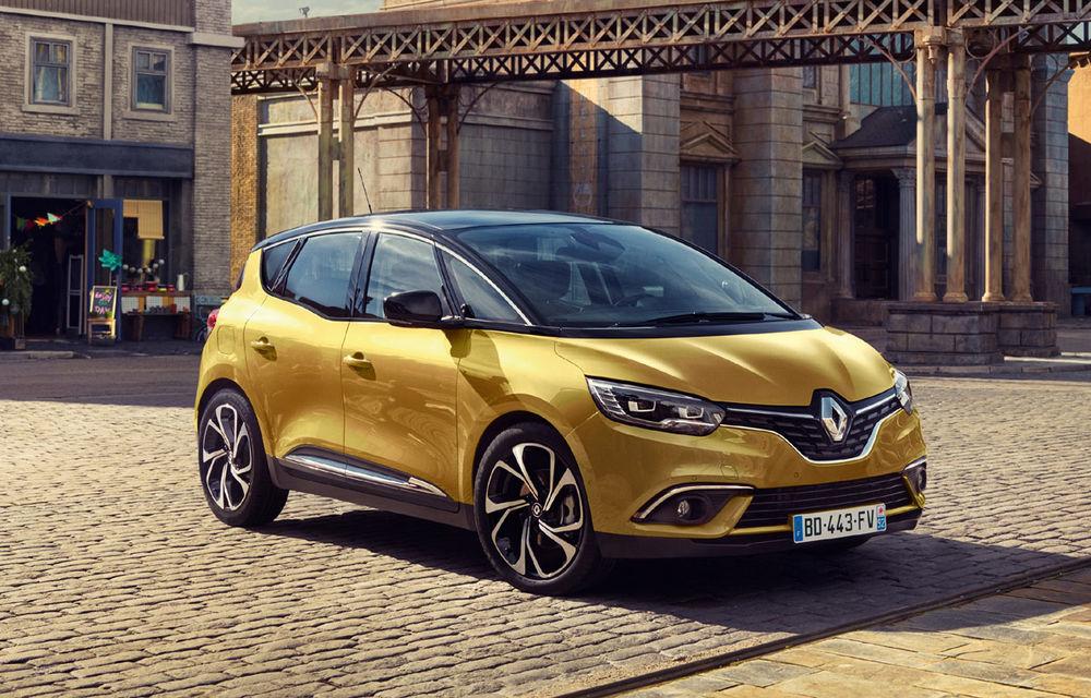 UPDATE FOTO: Imagini și informații oficiale cu noul Renault Scenic - Poza 1