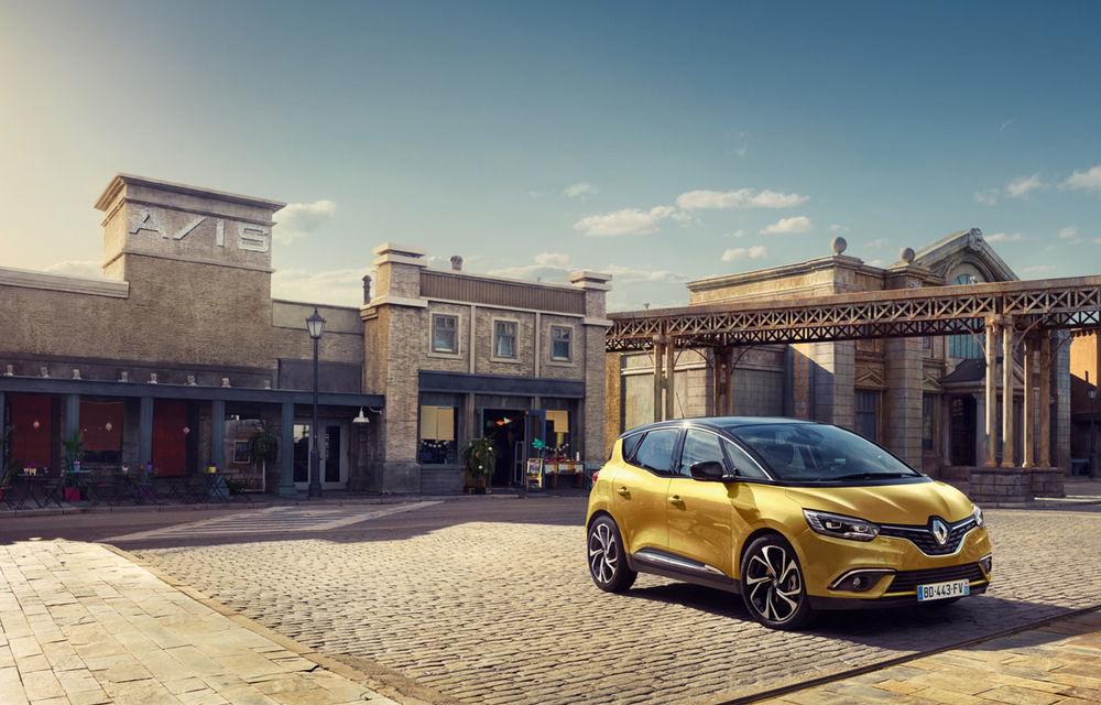 UPDATE FOTO: Imagini și informații oficiale cu noul Renault Scenic - Poza 2