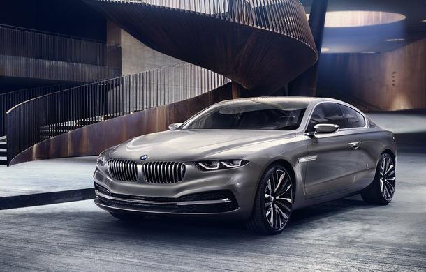 Adevăratul rival pentru Mercedes Clasa S coupe: BMW Seria 8 se va relansa în 2020 - Poza 1