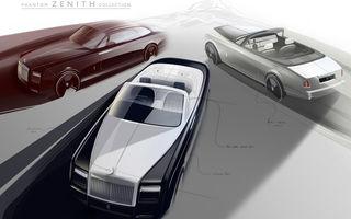 Ne vom despărți de Rolls Royce Phantom: ediția specială Zenith, cântecul de lebădă al limuzinei
