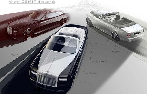 Ne vom despărți de Rolls Royce Phantom: ediția specială Zenith, cântecul de lebădă al limuzinei - Poza 1
