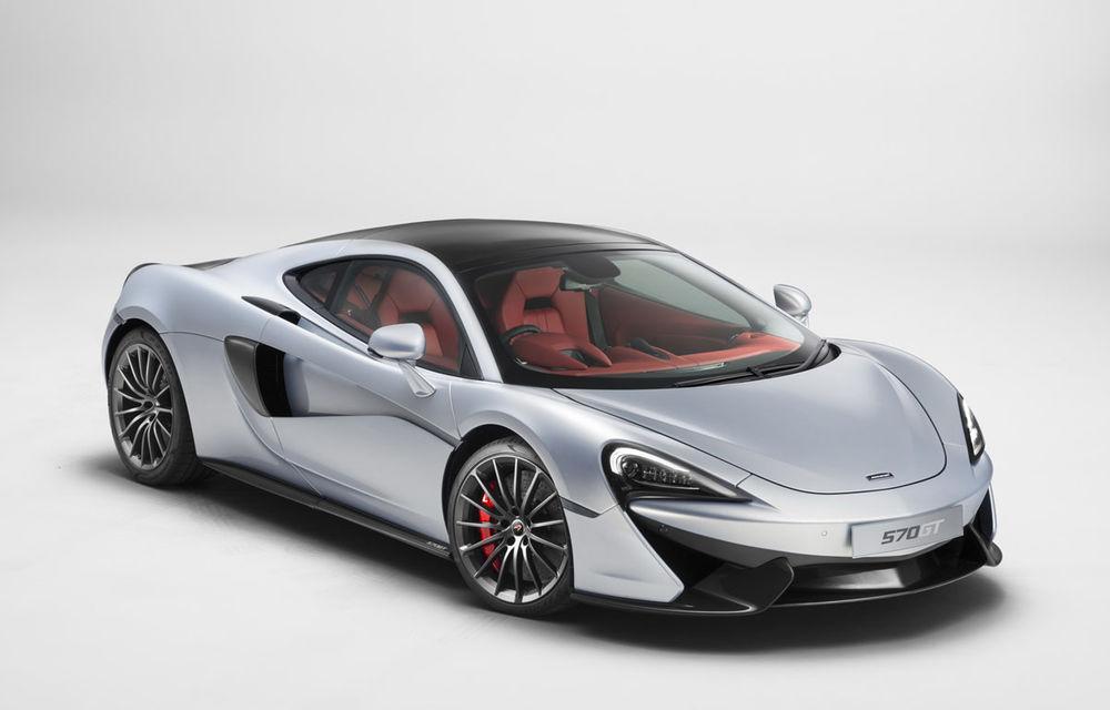 """Se înmoaie și englezii? McLaren a lăsat-o mai moale odată cu lansarea lui 570GT, cel mai luxos și mai """"cuminte"""" model al său - Poza 1"""