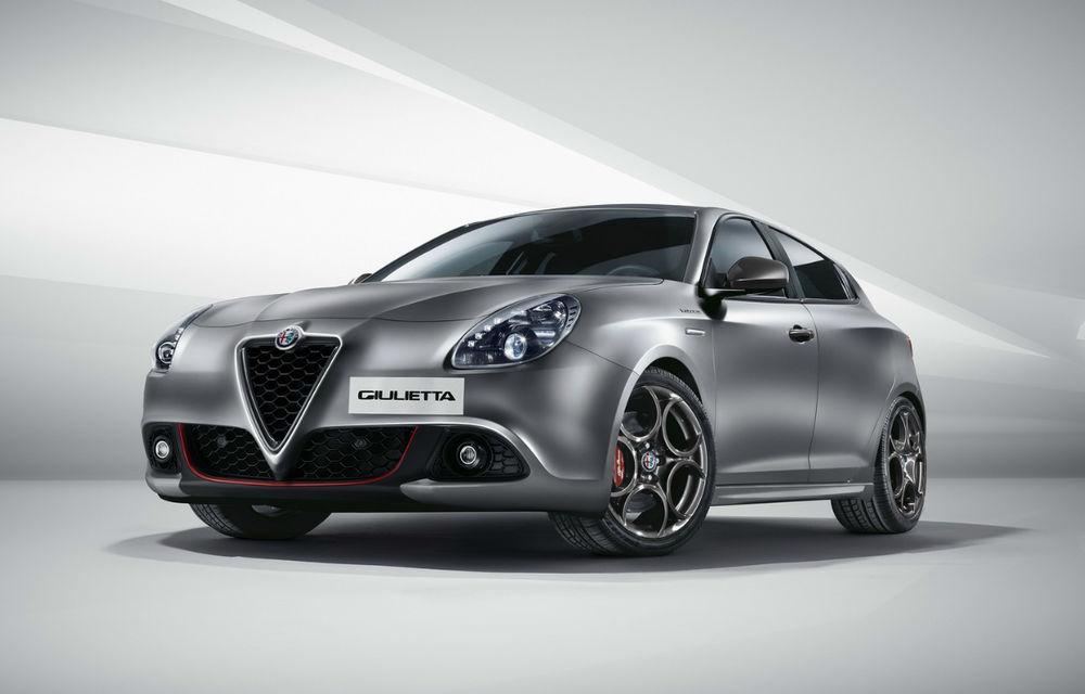 Discreţie italiană: Alfa Romeo Giulietta a primit un facelift minor în lupta cu BMW Seria 1, Audi A3 sau Volvo V40 - Poza 1