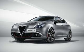 Discreţie italiană: Alfa Romeo Giulietta a primit un facelift minor în lupta cu BMW Seria 1, Audi A3 sau Volvo V40