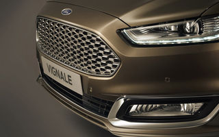Ford e convins că poate lansa mașini premium: gama Vignale se mărește cu alte două modele
