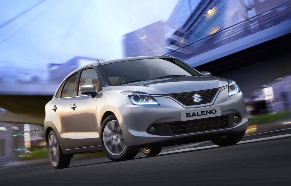 Suzuki mai scoate un as din mânecă în segmentul mic: Baleno se lansează pentru a fura din clienții lui VW Polo - Poza 2