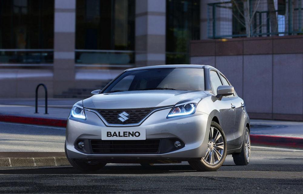 Suzuki mai scoate un as din mânecă în segmentul mic: Baleno se lansează pentru a fura din clienții lui VW Polo - Poza 1