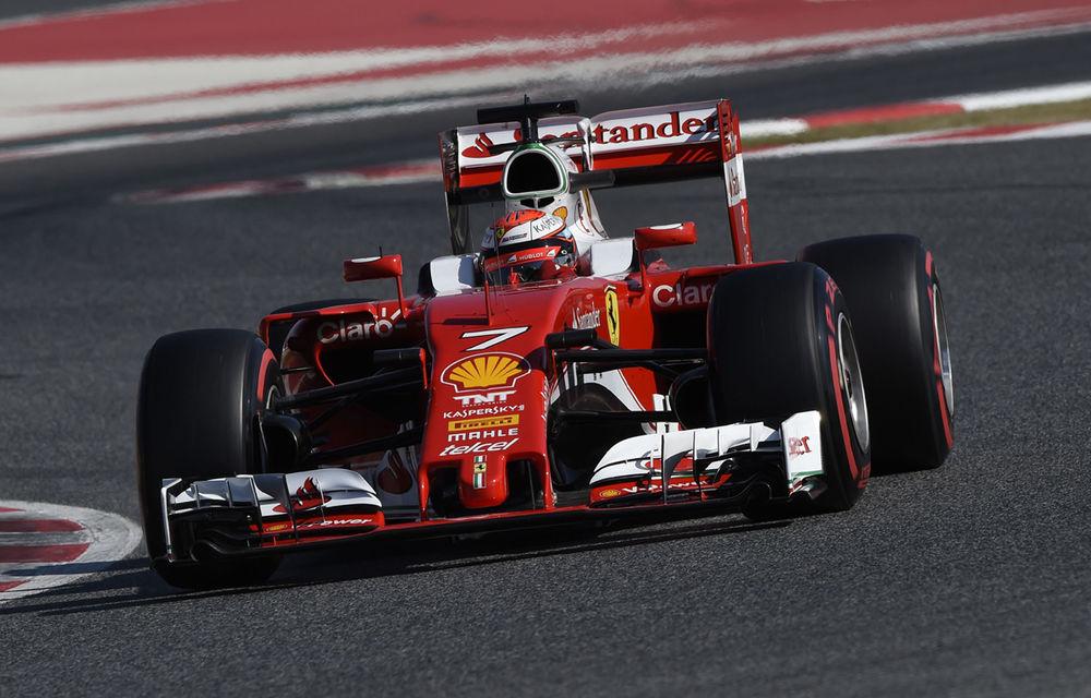 Teste Barcelona, ziua 4: Ferrari în top, niciun tur pentru McLaren - Poza 1