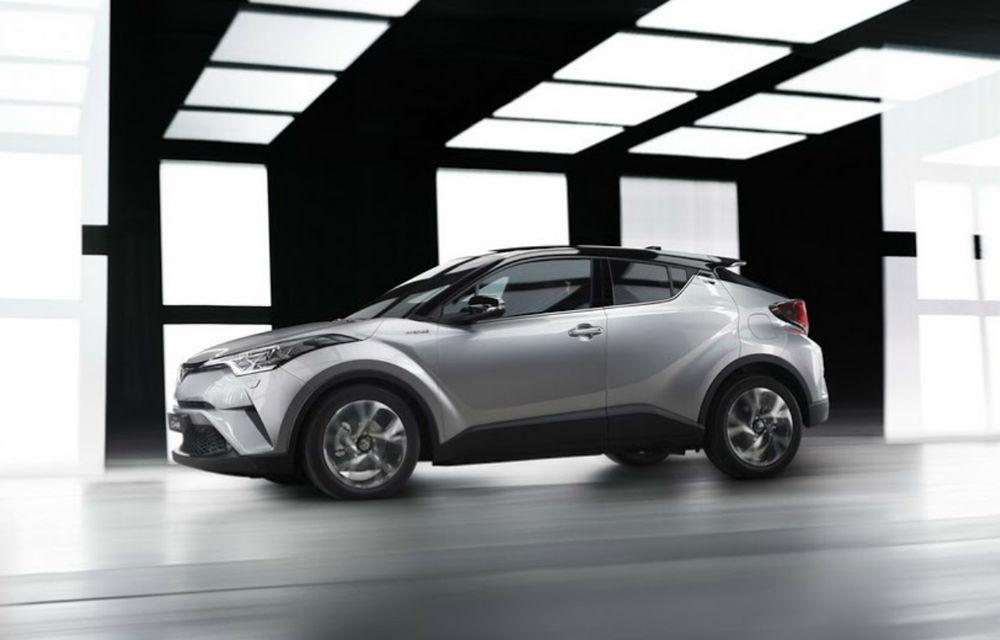 UPDATE FOTO, INFO: Toyota CH-R este noul SUV de segment compact al mărcii japoneze - Poza 1
