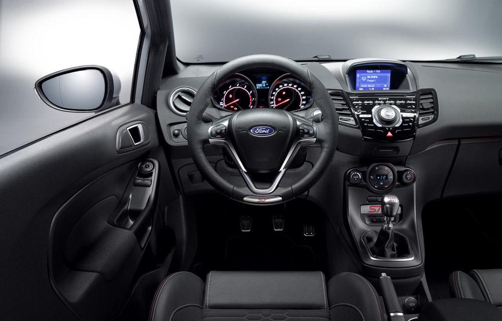 Nu e RS, dar se apropie: Ford Fiesta ST200 devine cel mai puternic Fiesta din istorie - Poza 6