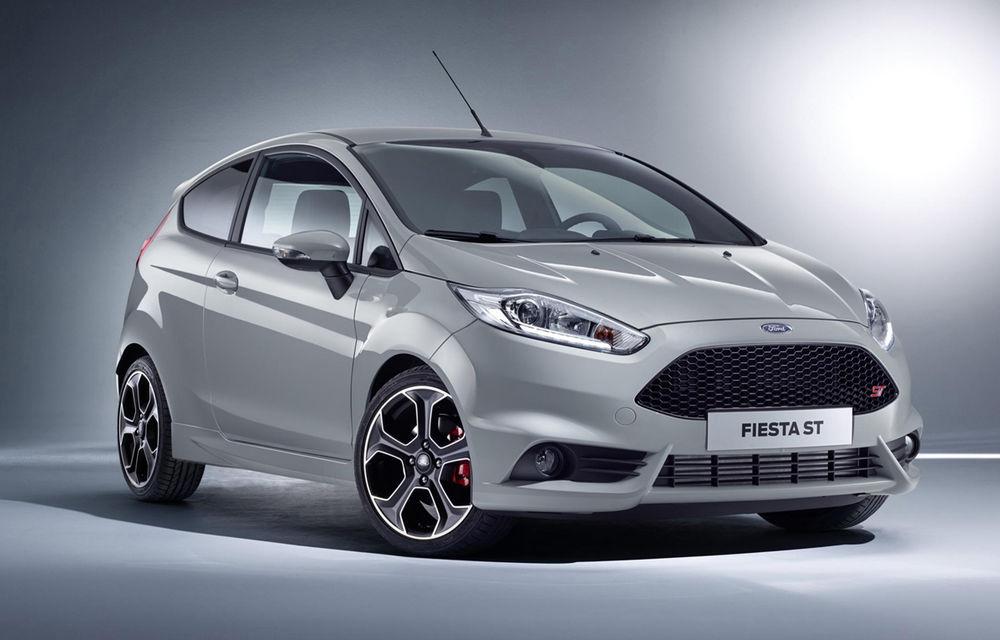 Nu e RS, dar se apropie: Ford Fiesta ST200 devine cel mai puternic Fiesta din istorie - Poza 1