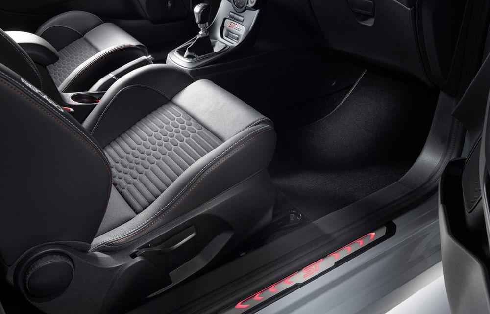 Nu e RS, dar se apropie: Ford Fiesta ST200 devine cel mai puternic Fiesta din istorie - Poza 8