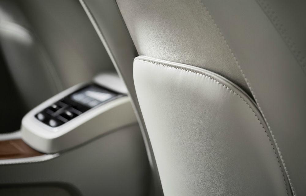 """Volvo forțează zona de lux prin noul XC90 Excellence: """"Este cea mai luxoasă mașină din istoria noastră"""" - Poza 12"""