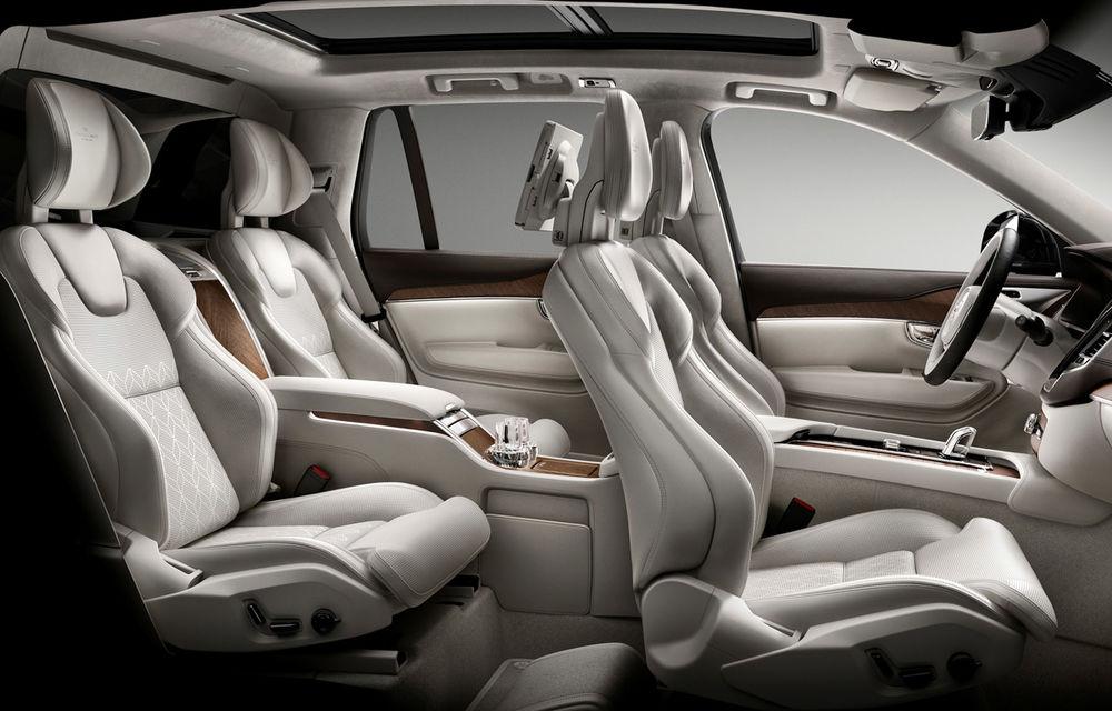 """Volvo forțează zona de lux prin noul XC90 Excellence: """"Este cea mai luxoasă mașină din istoria noastră"""" - Poza 1"""