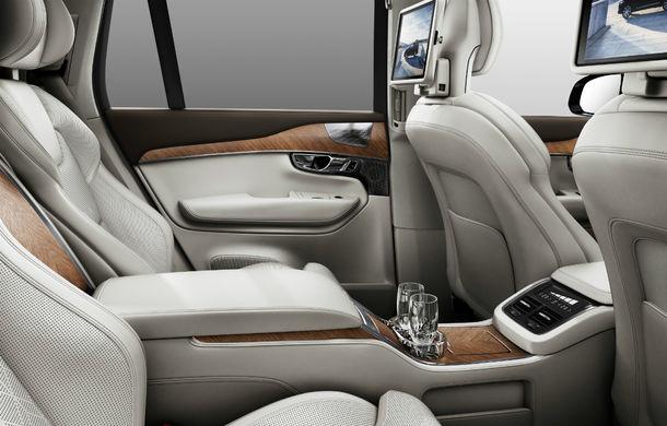 """Volvo forțează zona de lux prin noul XC90 Excellence: """"Este cea mai luxoasă mașină din istoria noastră"""" - Poza 8"""