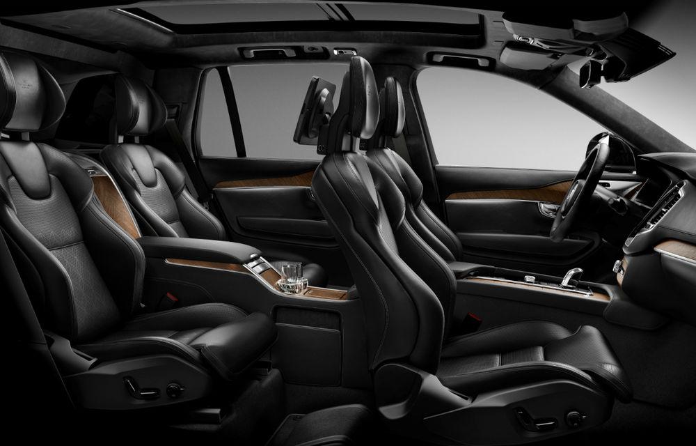 """Volvo forțează zona de lux prin noul XC90 Excellence: """"Este cea mai luxoasă mașină din istoria noastră"""" - Poza 6"""