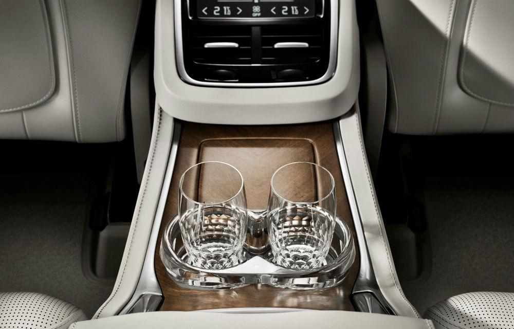 """Volvo forțează zona de lux prin noul XC90 Excellence: """"Este cea mai luxoasă mașină din istoria noastră"""" - Poza 13"""