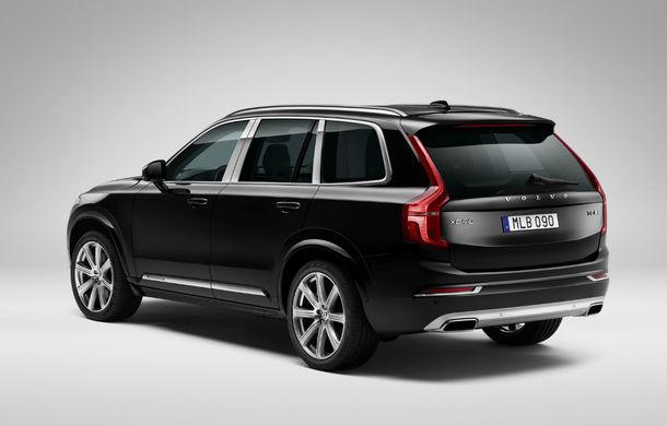 """Volvo forțează zona de lux prin noul XC90 Excellence: """"Este cea mai luxoasă mașină din istoria noastră"""" - Poza 3"""