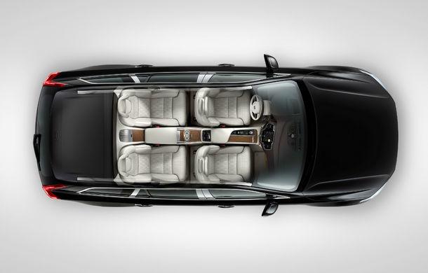 """Volvo forțează zona de lux prin noul XC90 Excellence: """"Este cea mai luxoasă mașină din istoria noastră"""" - Poza 5"""