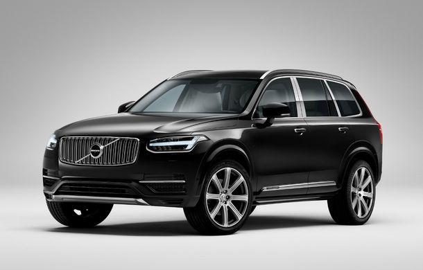 """Volvo forțează zona de lux prin noul XC90 Excellence: """"Este cea mai luxoasă mașină din istoria noastră"""" - Poza 2"""