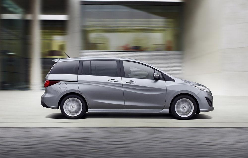Drum închis pentru monovolume? Mazda renunță la MPV-urile sale din cauza vânzărilor în scădere - Poza 1