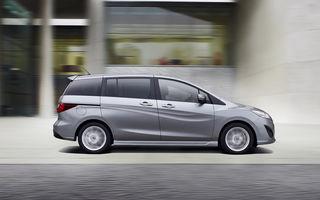 Drum închis pentru monovolume? Mazda renunță la MPV-urile sale din cauza vânzărilor în scădere