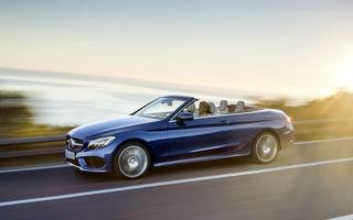 Vara vine mai devreme în acest an: Mercedes a lansat primul său cabriolet bazat pe Clasa C