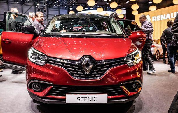GENEVA 2016 LIVE. Noul Renault Scenic pășește agale pentru împrospătarea gamei franceze - Poza 5