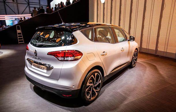 GENEVA 2016 LIVE. Noul Renault Scenic pășește agale pentru împrospătarea gamei franceze - Poza 4