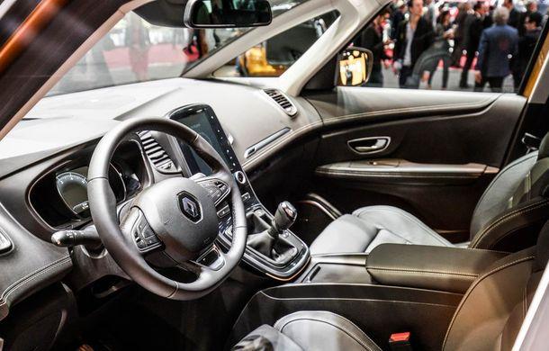 GENEVA 2016 LIVE. Noul Renault Scenic pășește agale pentru împrospătarea gamei franceze - Poza 6