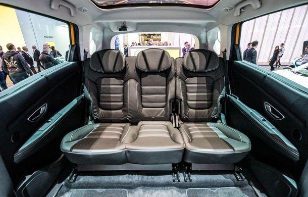 GENEVA 2016 LIVE. Noul Renault Scenic pășește agale pentru împrospătarea gamei franceze - Poza 9
