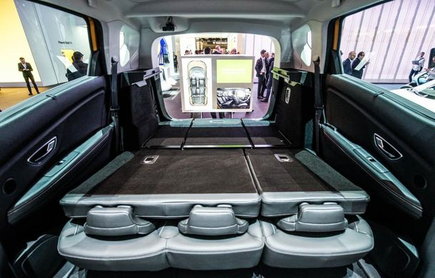 GENEVA 2016 LIVE. Noul Renault Scenic pășește agale pentru împrospătarea gamei franceze - Poza 8
