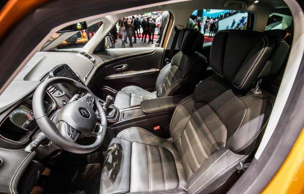GENEVA 2016 LIVE. Noul Renault Scenic pășește agale pentru împrospătarea gamei franceze - Poza 7