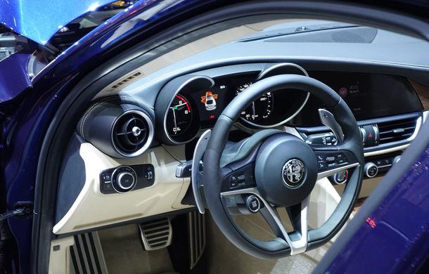 GENEVA 2016 LIVE: Alfa Romeo Giulia este una din principalele atracții ale Salonului Auto de la Geneva - Poza 6