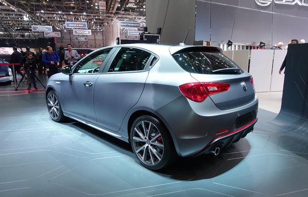 GENEVA 2016 LIVE: Alfa Romeo Giulia este una din principalele atracții ale Salonului Auto de la Geneva - Poza 11