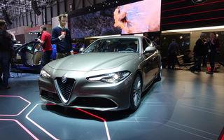 GENEVA 2016 LIVE: Alfa Romeo Giulia este una din principalele atracții ale Salonului Auto de la Geneva