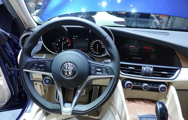 GENEVA 2016 LIVE: Alfa Romeo Giulia este una din principalele atracții ale Salonului Auto de la Geneva - Poza 7