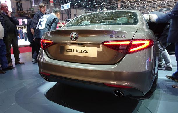 GENEVA 2016 LIVE: Alfa Romeo Giulia este una din principalele atracții ale Salonului Auto de la Geneva - Poza 9