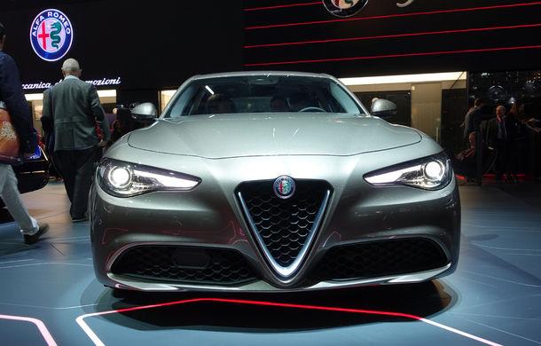 GENEVA 2016 LIVE: Alfa Romeo Giulia este una din principalele atracții ale Salonului Auto de la Geneva - Poza 4